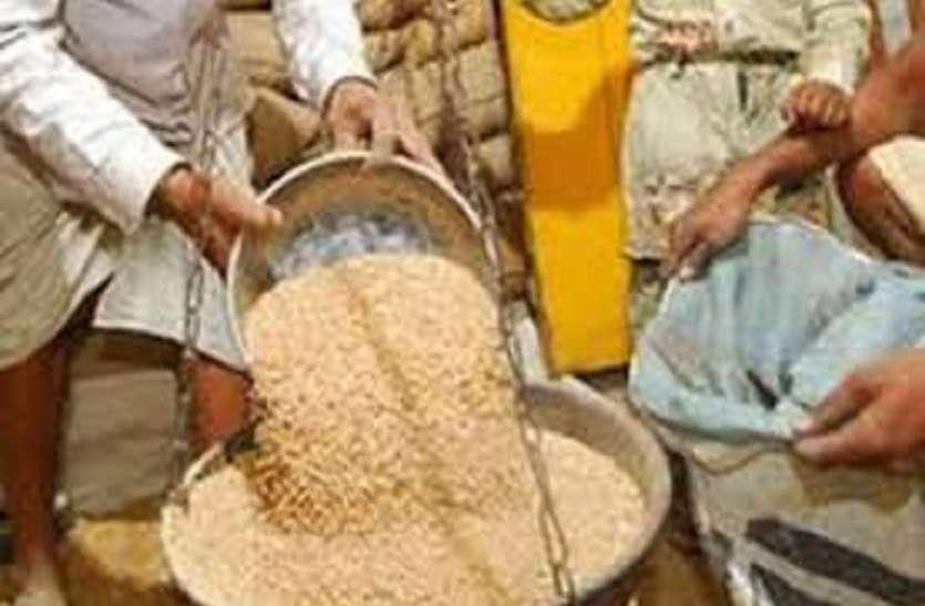हरियाणा सरकार ने गेहूं खरीद में लगाई शिक्षकों की ड्यूटी
