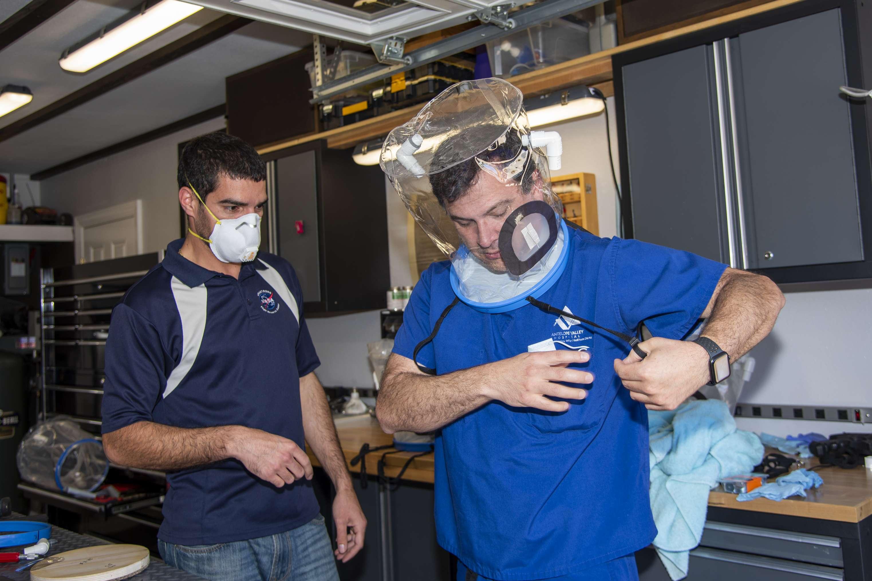 कोरोना वायरस से निपटने में अब नासा अमरीका की मदद को आगे आया