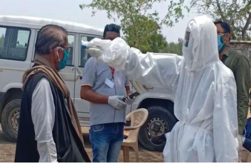 Ahmedabad News, lock down : यूपी में फंसे 22 यात्री राज्यपाल आनंदीबेन की मदद से लौटे