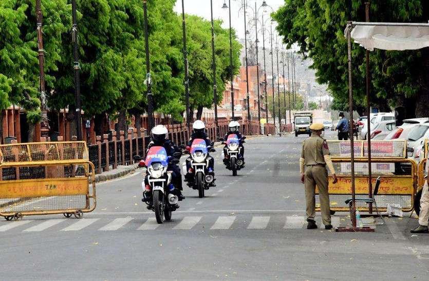 भरतपुर जिले में कोरोना का कहर, जयपुर में 25 कोरोना पॉजिटिव, पांच की मौत
