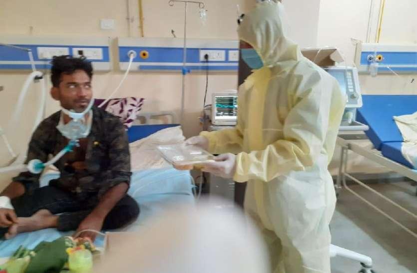 Good news  : इन्दौर में 35 मरीज हुए स्वस्थ, भोपाल में 99 में से 98 सेम्पल निगेटिव