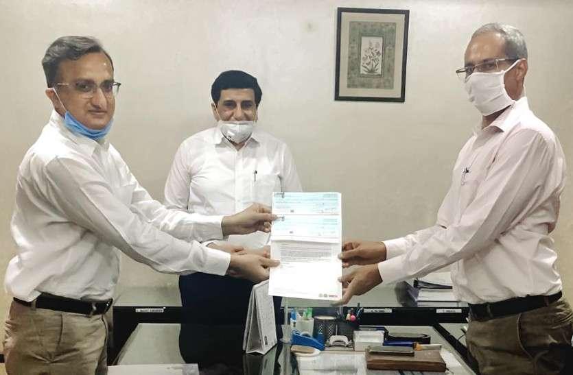 एनबीसी ने राजस्थान मुख्यमंत्री राहत कोष में दी 1 करोड़ 30 लाख की राशि