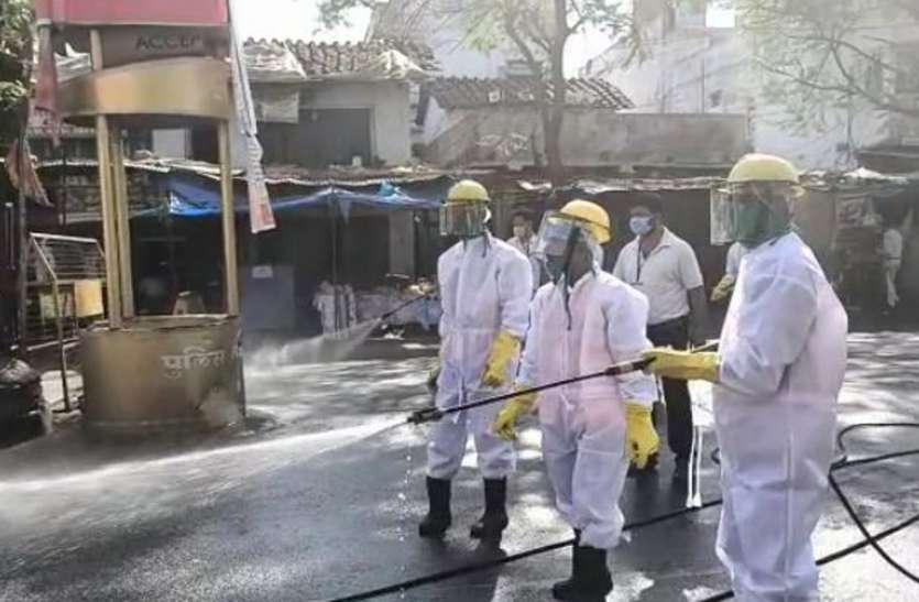 नगर परिषद ने बांटी सफाई कर्मियों को सेफ्टी किट
