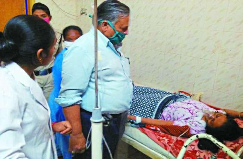 धमतरी : महिला सिपाही नेरूद्री बैराज से लगा दी छलांग