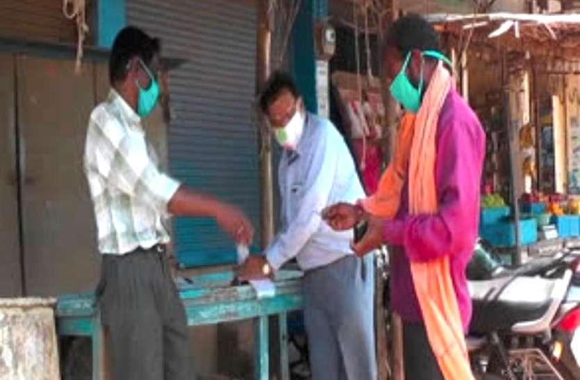 लॉकडाउन में नायब तहसीलदार ने बंद दुकान को कर दिया सील, सरपंच ने कहा हमें नहीं पता क्यों की कार्रवाई