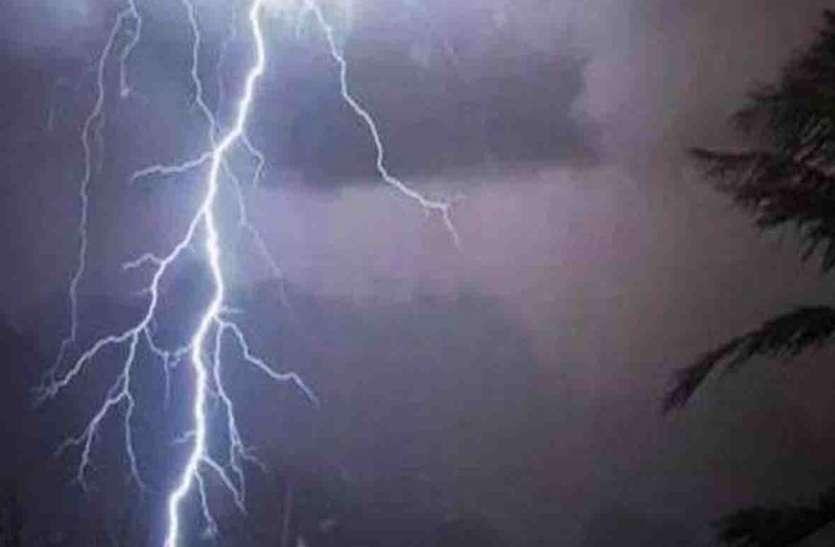 यूपी के इन 10 जिलों में बारिश व आकाशीय बिजली का कहर, इतने लोगों की हुई मौत, मौसम विभाग ने अगले दो दिन के लिए कहा यह