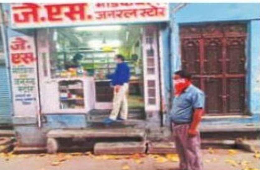 जोधपुर में पास जारी किए हुए केमिस्ट के अलावा औषधि नियंत्रण अधिकारी पहुंचा रहे घर-घर दवा