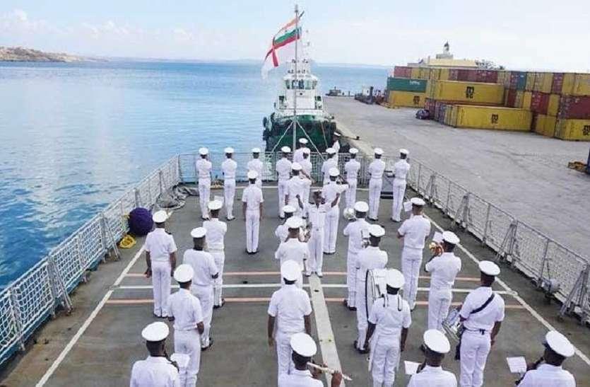 कोरोना ने नौसेना को लिया चपेट में, 26 नौसैनिक संक्रमित