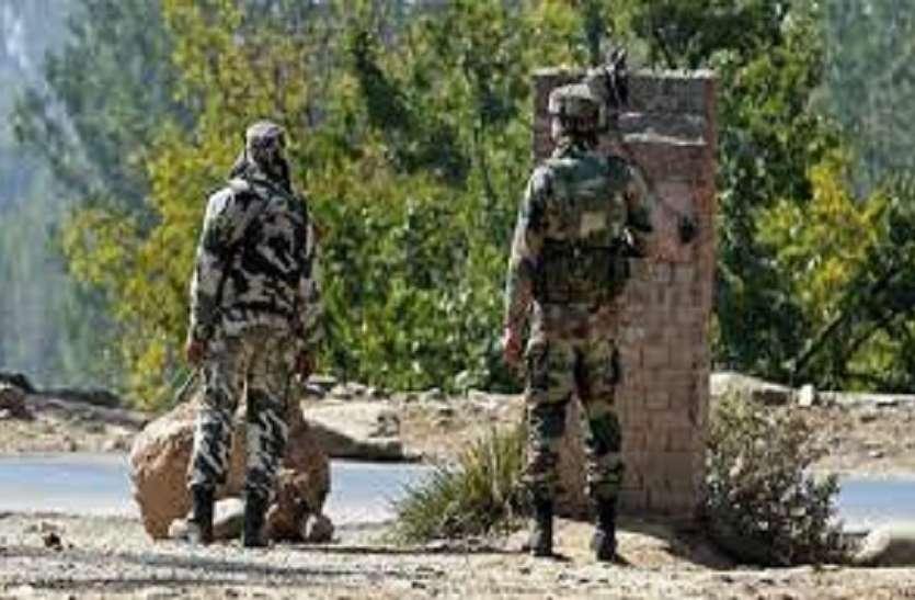 सुरक्षाबलों से दो जगह मुठभेड़ में 4 आतंकी ढेर, तलाशी अभियान जारी