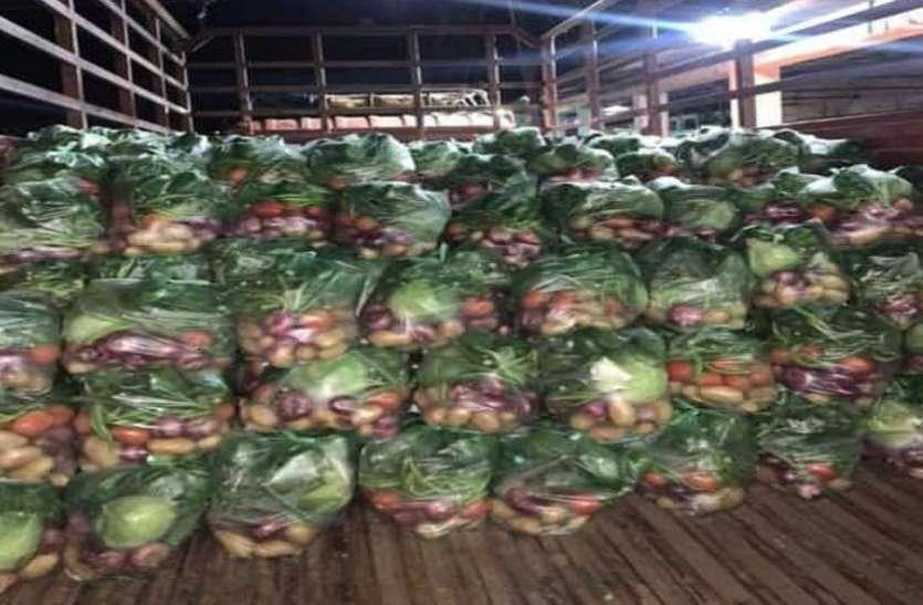 Corona Virus: मंडी अफसरों की हरकत से उलझी सब्जी सप्लाय