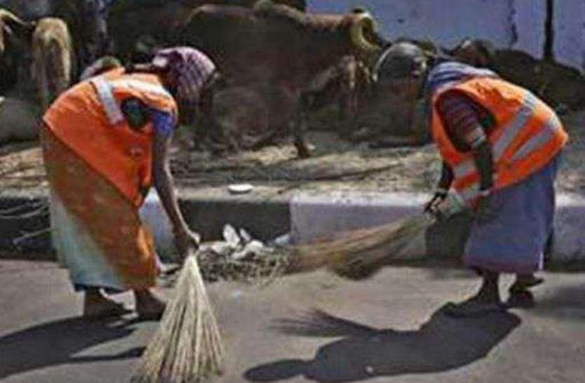 क्वारंटाइन सेंटर का कचरा डंप करने गए सफाईकर्मियों ने ग्रामीणों पर लगाया मारपीट का आरोप