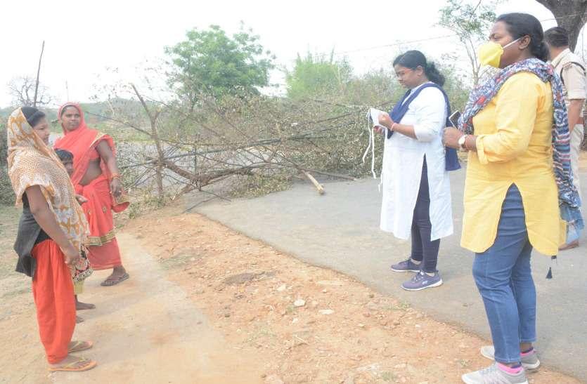 लॉकडाउन के बाद कोरबा जिले से जांजगीर-चांपा आए 840 लोगों का लिया जाएगा सैंपल, कटघोरा से भी 20 लोग शामिल