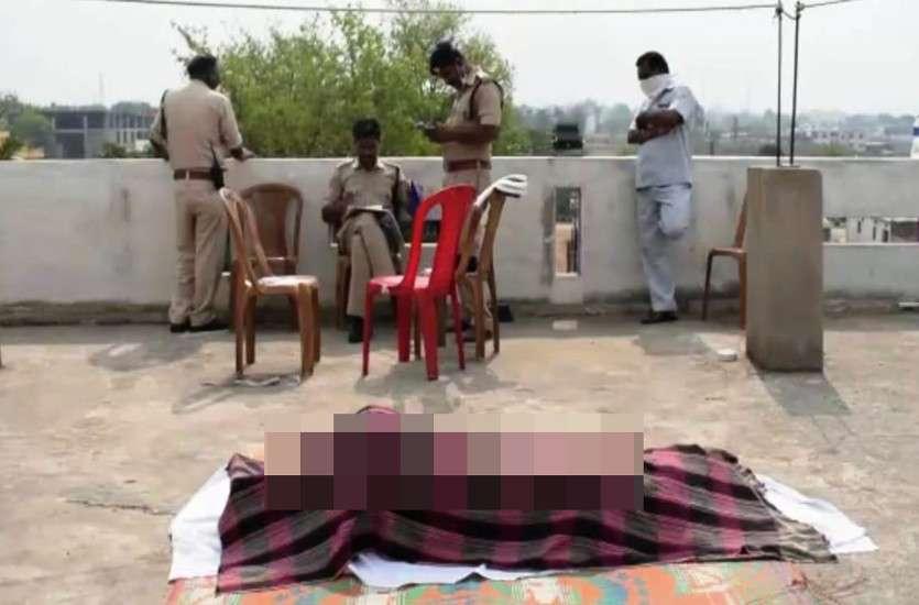 हरियाणा के युवक ने अंबिकापुर में लगाई फांसी, लॉज के छत पर साथियों ने देखी लाश, लॉकडाउन में फंसा था यहीं