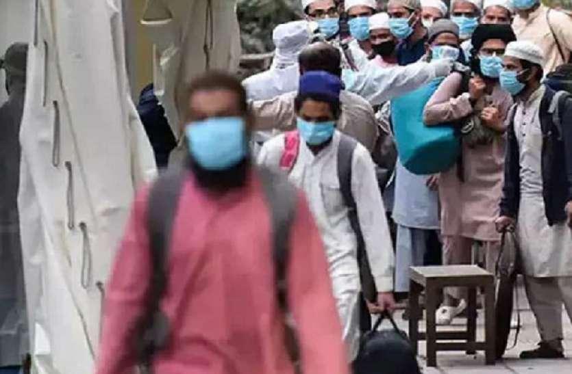 उत्तर प्रदेश में अब तक 570 तब्लीगी कोरोना वायरस पाजिटिव