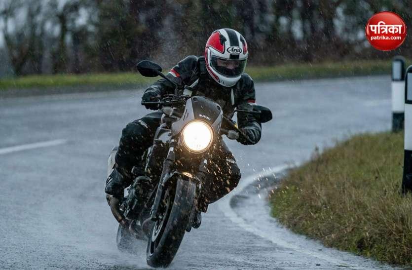 भूलकर भी बारिश में ना खड़ी करें अपनी बाइक, इंजन पर पड़ता है प्रभाव