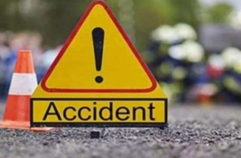 सड़क पर बैठे 6 मवेशियों को  तेज रफ्तार मेटाडोर ने कुचल डाला, 2 महीने में 20 मवेशियों की हुई मौत