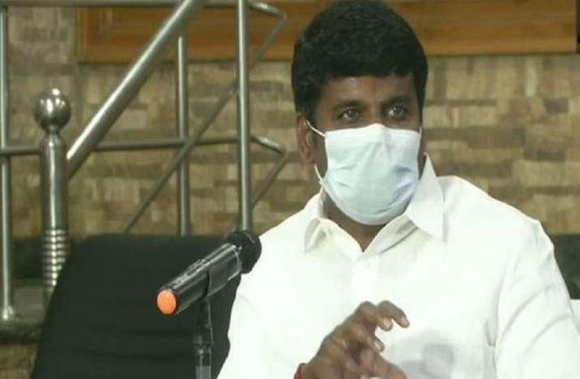 तमिलनाडु में संक्रमितों की संख्या 1372 हुई, आज 49 नए पॉजिटिव मामले सामने आए