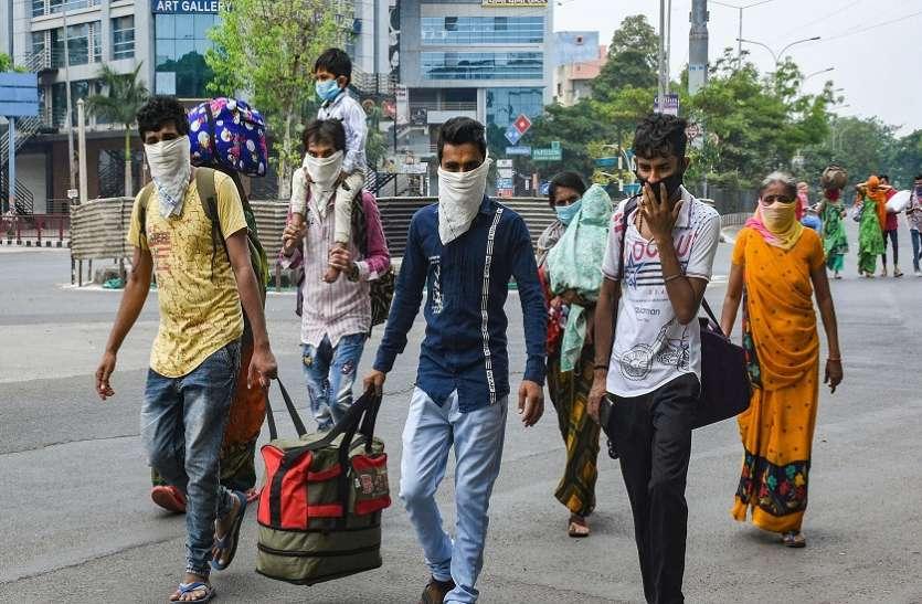 महाराष्ट्र: 1.25 लाख मजदूरों को उनके गांव भेजेगी सरकार, बांद्रा में जुटी भीड़ से सबक