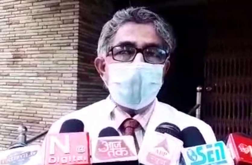 कोरोना पॉजिटिव मरीज का गुपचुप इलाज करता रहा अस्पताल, संक्रमित की मौत के बाद लाइसेंस सस्पेंड