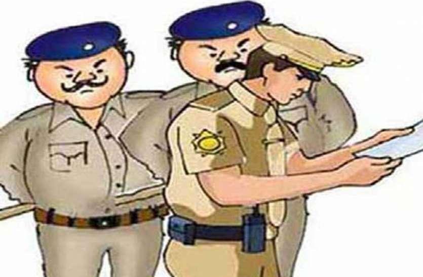 अब गांव की नाली-पानी-बच्चों के क्रिकेट पर भी नजर रखेगी यहां की पुलिस