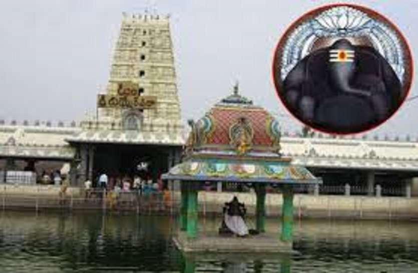 कनिपक्कम विनायक मंदिर, आंध्रप्रदेश