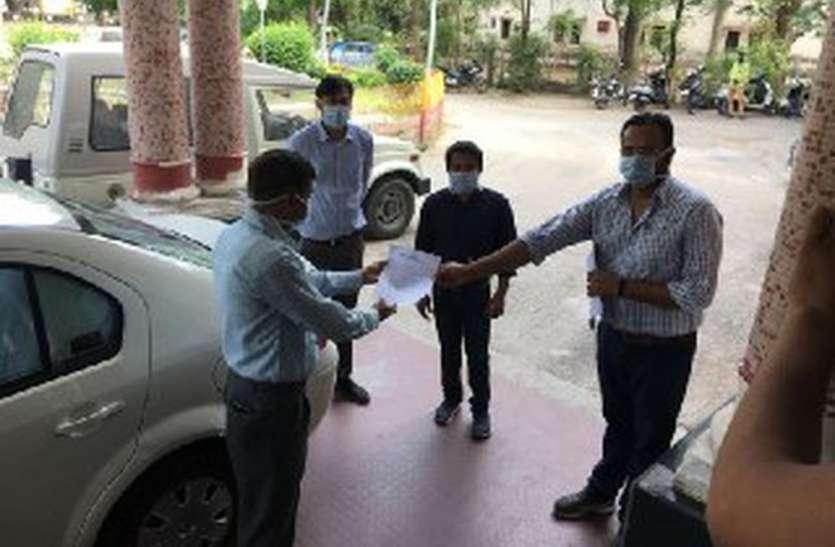 पशु चिकित्सालय का अधिगृहण करने की मांग, डॉ पोसवाल ने लिखा पत्र