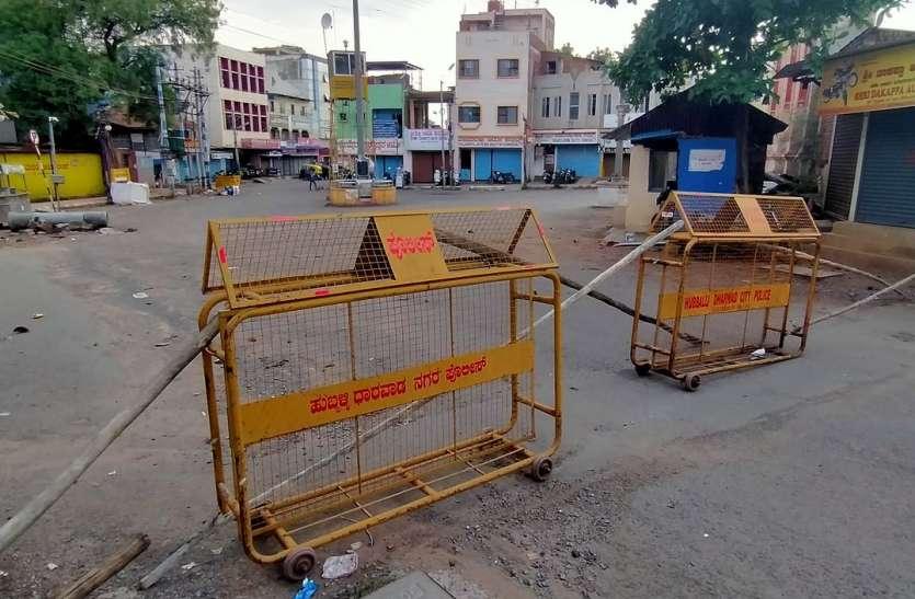पादरायनपुर घटना के बाद लॉकडाउन में और सख्ती