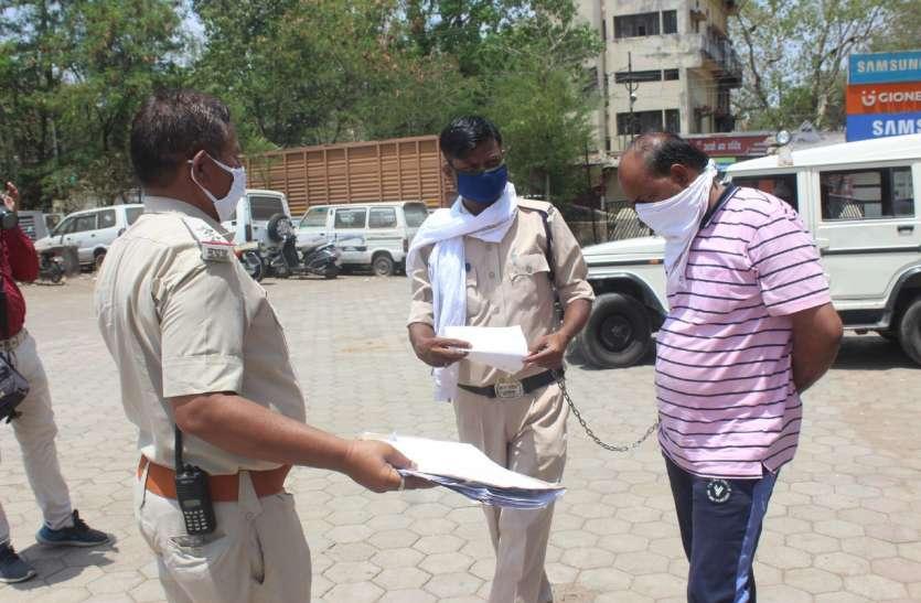 शासकीय राशन की हेराफेरी का मास्टरमाइंड असलम ने पूछताछ में उगले राज, दो आरोपियों को भेजा जेल