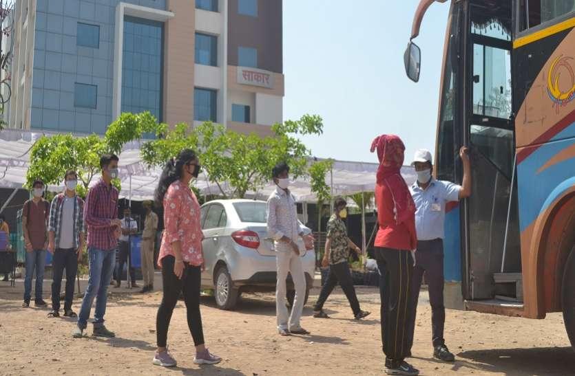 कोटा से राज्य के अन्य जिलों के विद्यार्थी घर जा सकेंगे