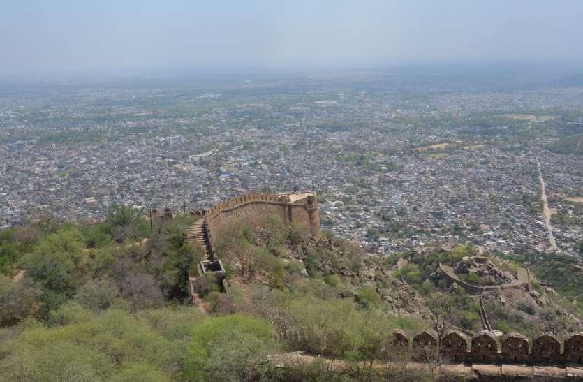 अलवर जिले में 12 दिन से कोरोना का एक भी पॉजिटिव नहीं, तीन दिन बाद येलो से ग्रीन जोन में आ सकता है अलवर
