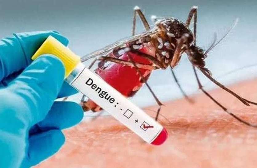 डेंगू की दस्तक, पांच मरीज भर्ती