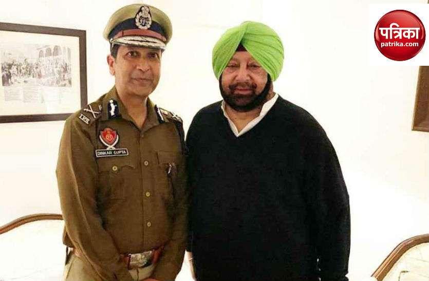 पंजाब पुलिस का बड़ा कदम, पीजीआई चंडीगढ़ की 15 सदस्यीय टीम को DGP सम्मान
