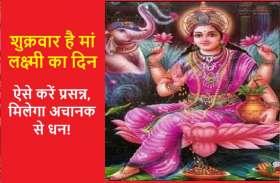 शुक्रवार के दिन मां लक्ष्मी की होती है विशेष कृपा, ऐसे पाएं मां का आशीर्वाद और हो जाएं मालामाल