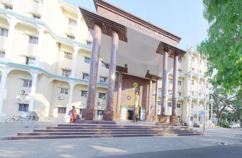 TN Dr. MGR university ने कोविड-19 का संभावित टीका खोजा