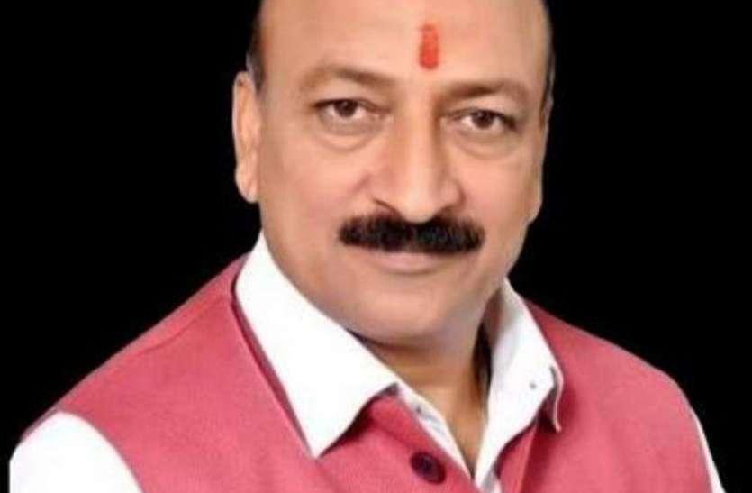 Meerut: भाजपा महानगर अध्यक्ष की रिपोर्ट आई निगेटिव, भाजपाइयों ने ली राहत की सांस