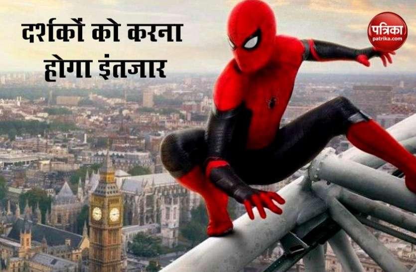 कोविड-19 के जाल में फंसी 'Spider-Man' सीक्वल रिलीज डेट को बढ़ाया गया आगे