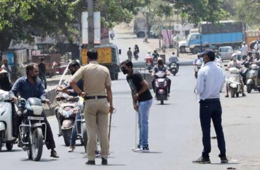 दिल्ली में लॉकडाउन तोड़ने वाले 2832 लोग लिए गए हिरासत में, 101 पर हुआ केस दर्ज