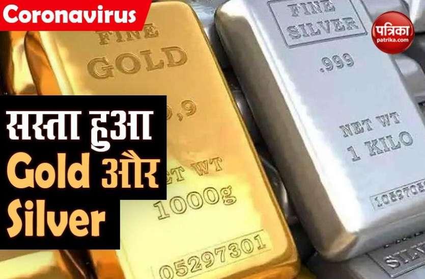 Equity Market में तेजी से निवेशकों का Gold से रुझान हुआ कम, 46 हजार से नीचे आए दाम