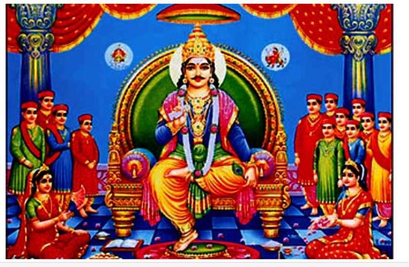 भगवान चित्रगुप्त जयंतीः सरल पूजा विधि एवं आरती