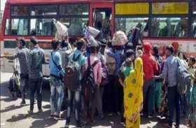 बलरामपुर के 144 लोगों को हरियाणा से लेकर आई सरकार, 14 दिनों के लिए सभी क्वारंटाइन