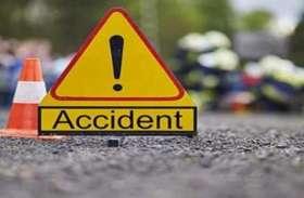 दिल्ली से पैदल चलकर घर के लिए निकले मजदूर सड़क हादसे के हुए शिकार, तीन की मौत, एक किशोरी घायल