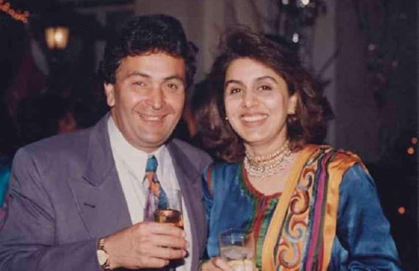 Rishi Kapoor Passed Away : Rishi Kapoor And Neetu Singh's Love Story - ऋषि  कपूर को ऐसे हुआ नीतू सिंह से प्यार : ऋषि के खिलाफ थी मां, नीतू के पीछे भेजती