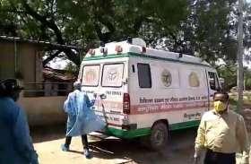 कोरोना मुक्त हुए भदोही में मिला नया मरीज़, मुंबई से ट्रक पर बैठकर आया था