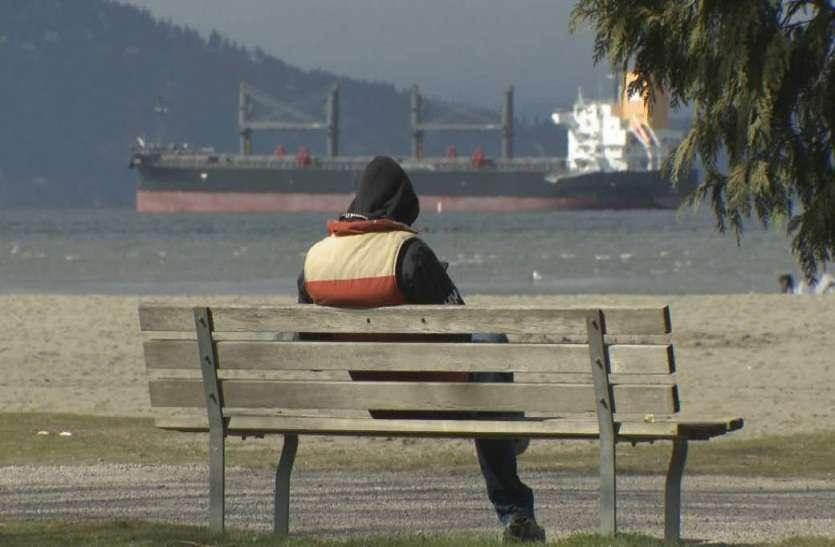 REPORT : कनाडा में लॉकडाउन के दौरान लोग क्यों हो रहे हैं अवसाद के शिकार
