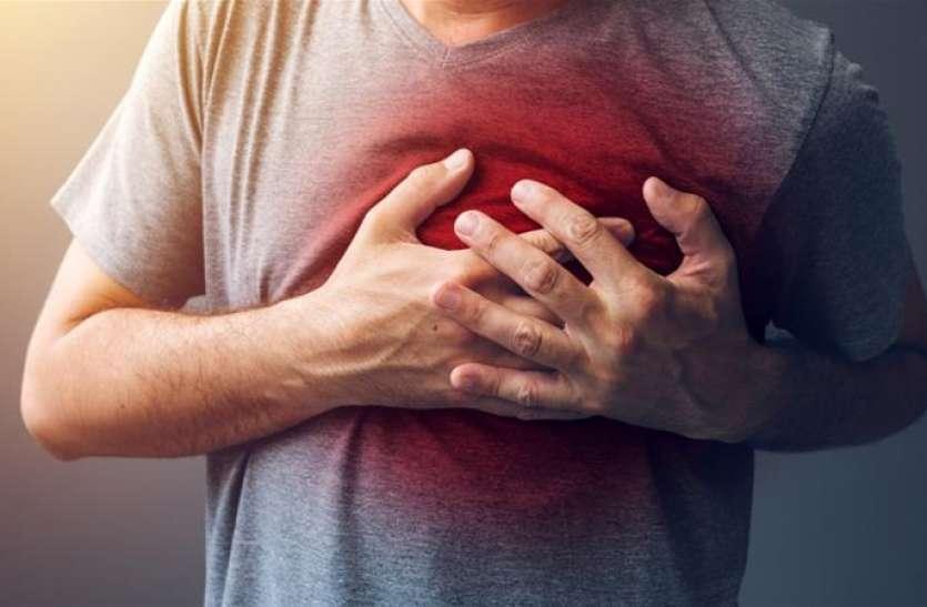 हृदय रोगियों में बढ़ रही है हार्ट फेलियर की समस्या