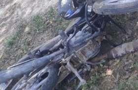 मोड़ पर तेज रफ्तार बाइक पर अनियंत्रित नहीं रख पाए और सामने आया खौफनाक दृश्य, दो की मौत