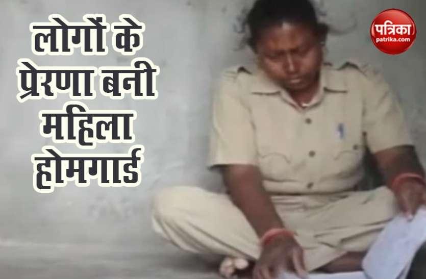 बेटी की मौत के बावजूद मां ने निभाया अपना फर्ज, हर कोई कर रहा हैं तारीफ