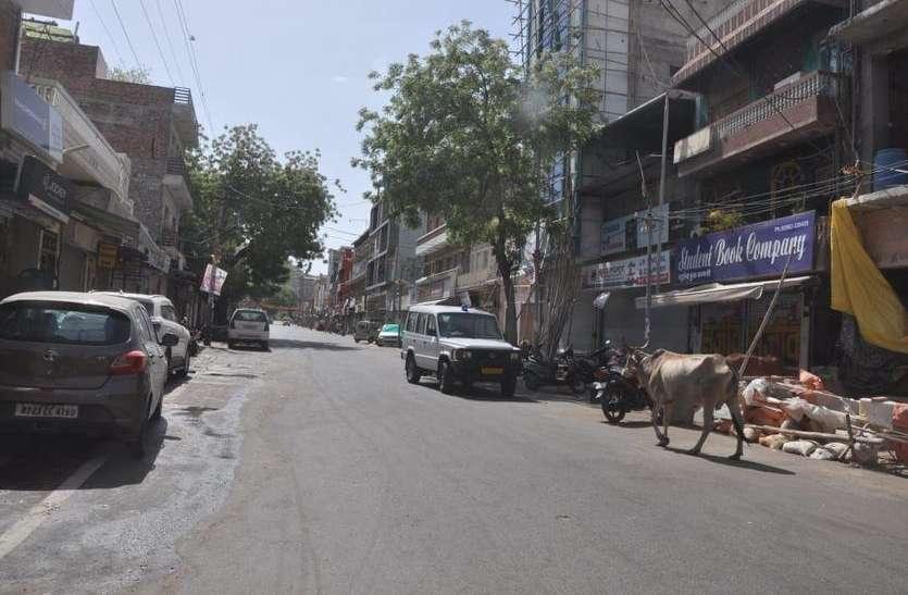 बाड़मेर में आज से नई व्यवस्था, दोपहर 12 से शाम 6 बजे तक खुलेंगे बाजार