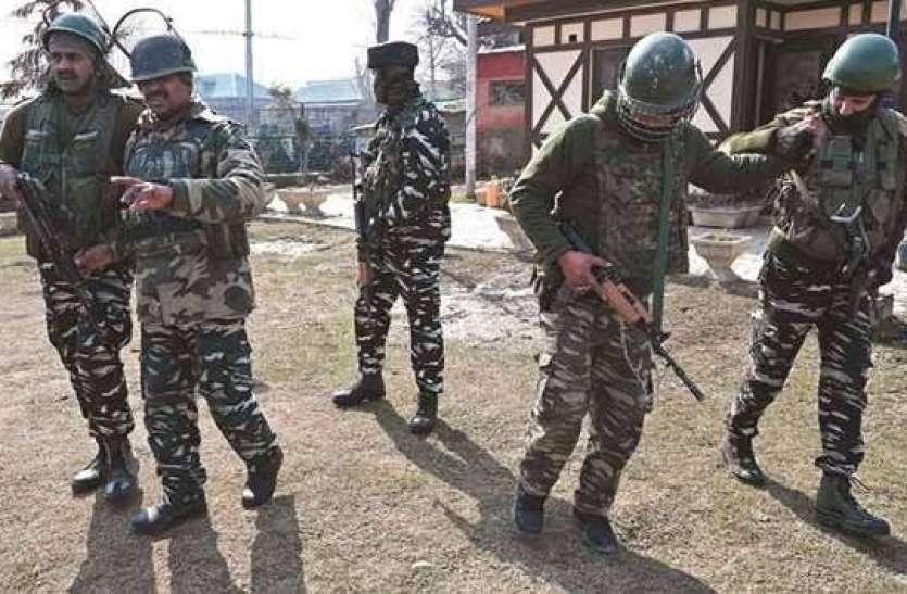 जम्मू-कश्मीर: बडगाम में आतंकी हमला, 1 जवान समेत 4 नागरिक घायल