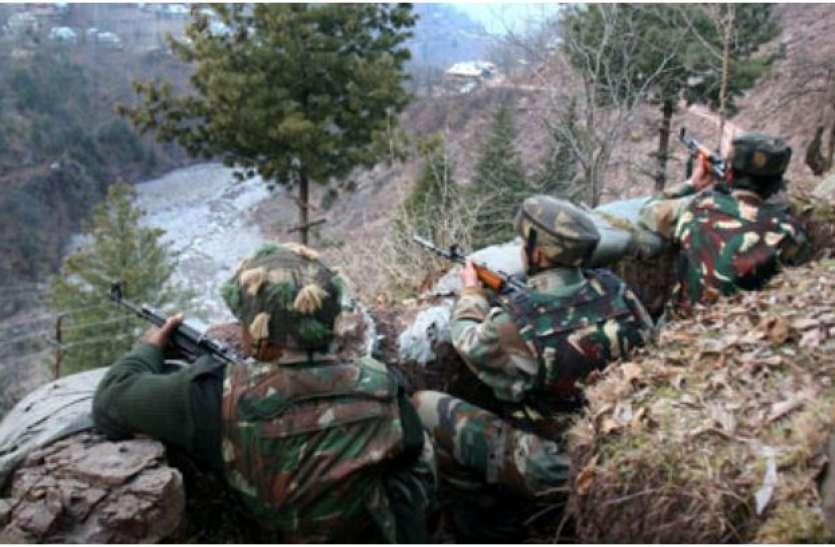 Jammu-Kashmir : भारतीय सेना ने पाक को दिया मुंहतोड़ जवाब, कई चौकियों को किया ध्वस्त